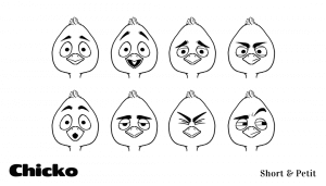 chicko-characher-faces