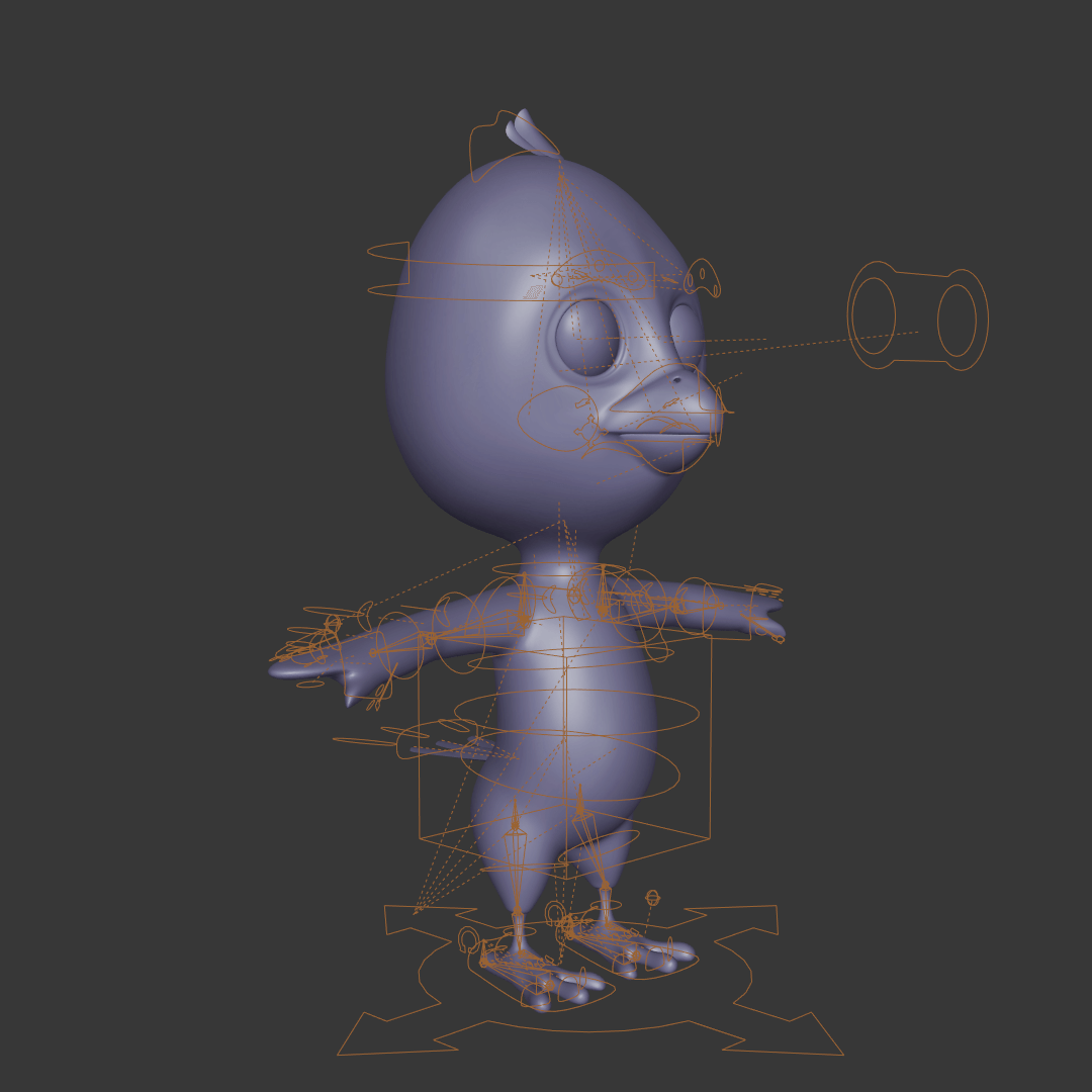 chicko-character-rigging