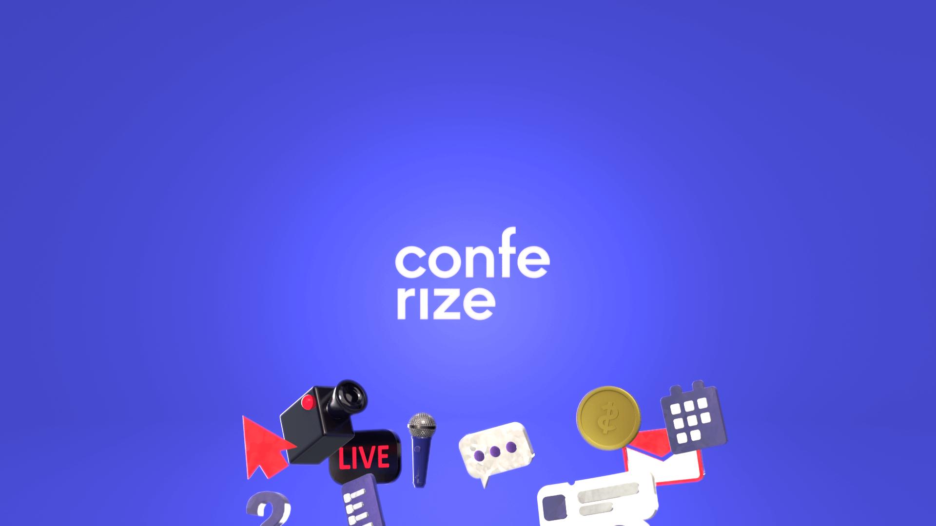 Conferize - Introduction video