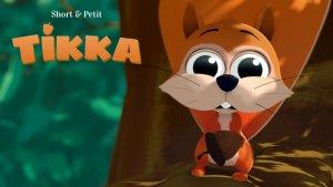TIkka Blender animated short film
