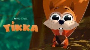 Tikka Short & Petit Poster
