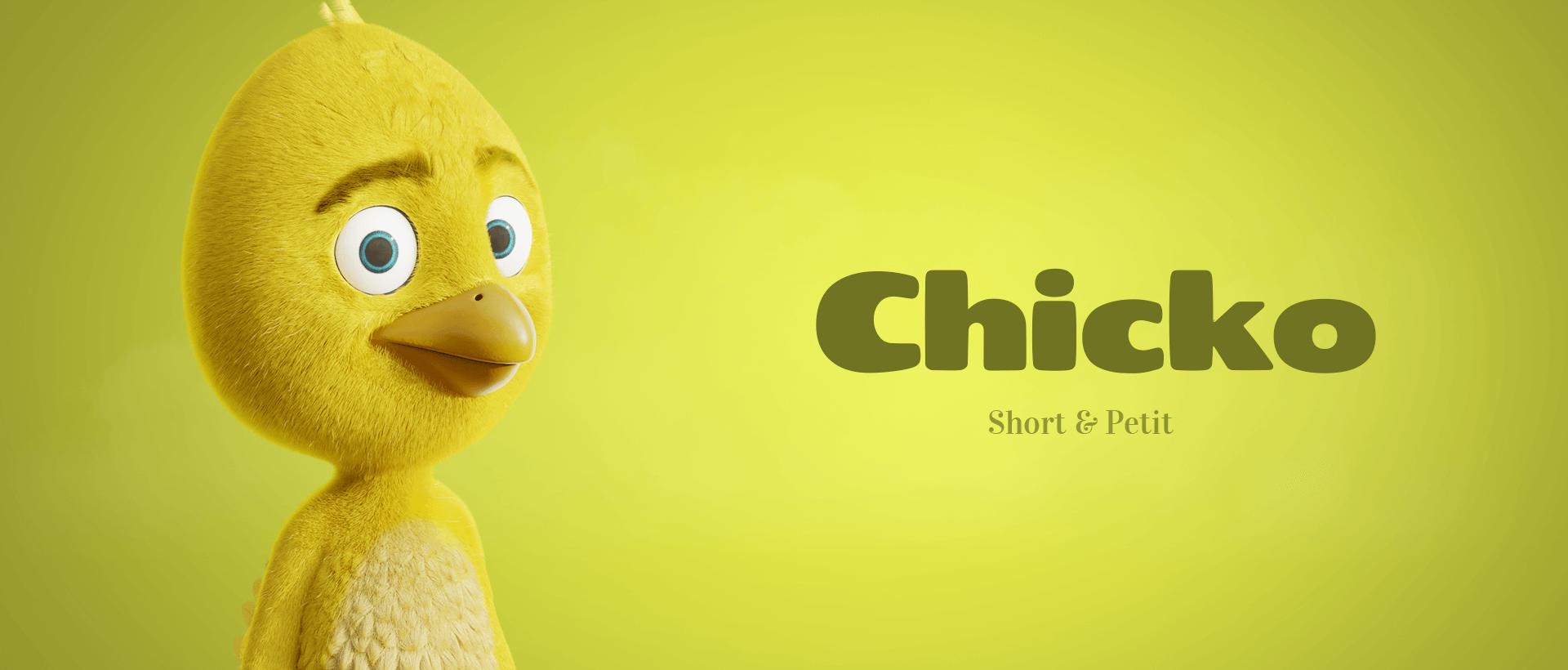 chicko short film banner