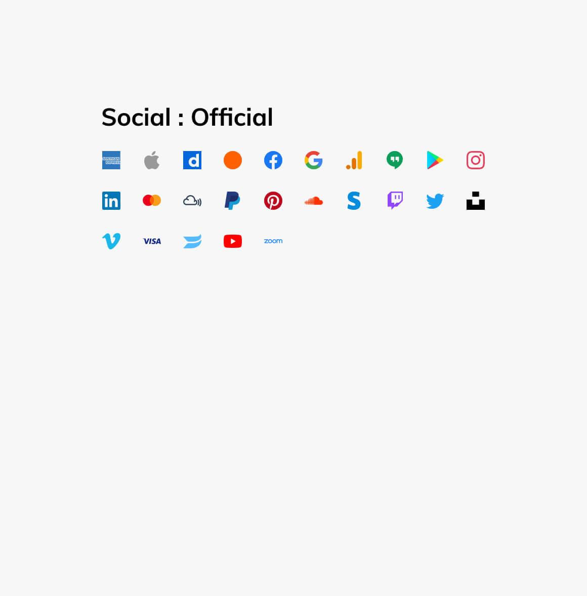 social official