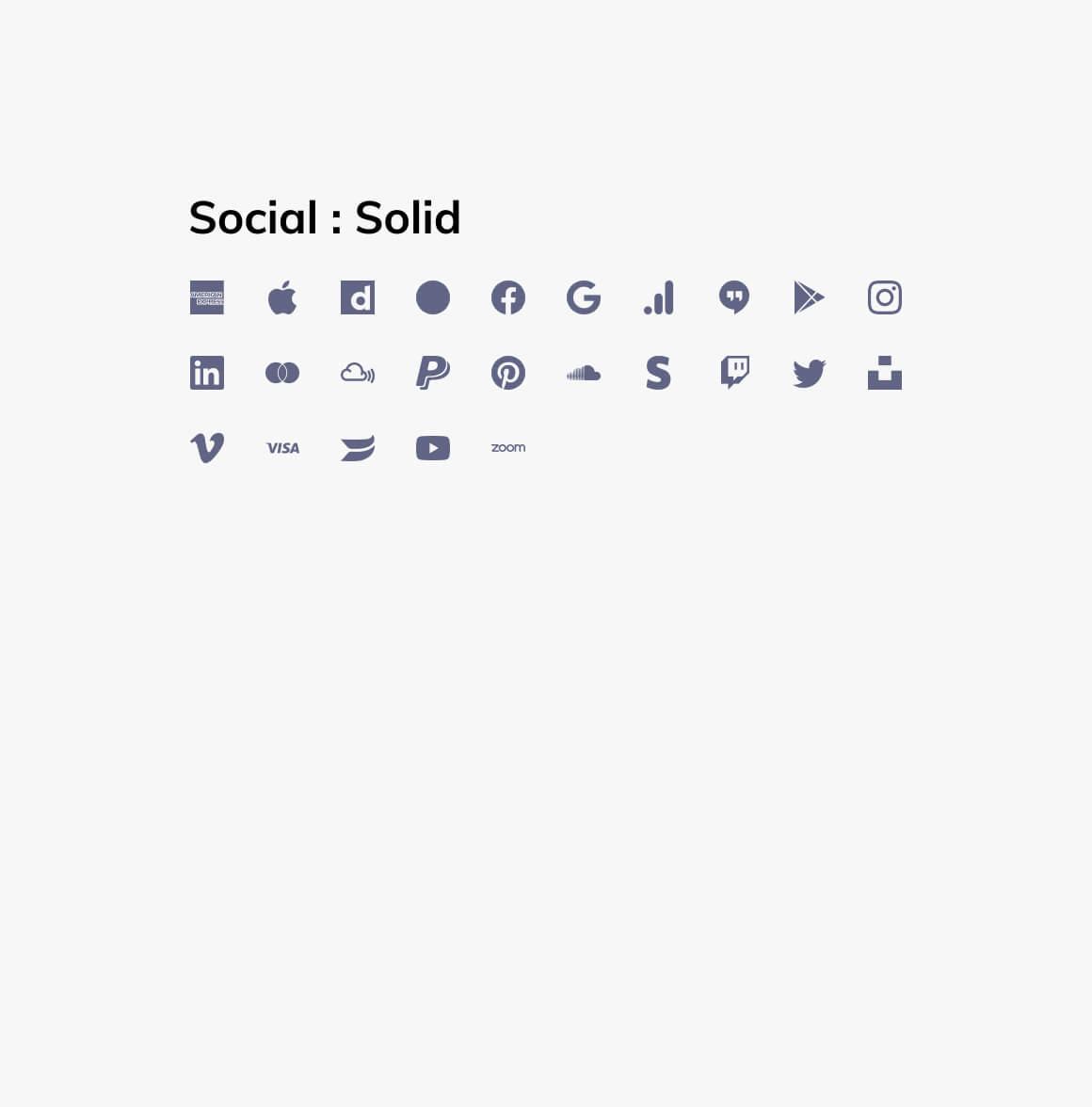 social solid