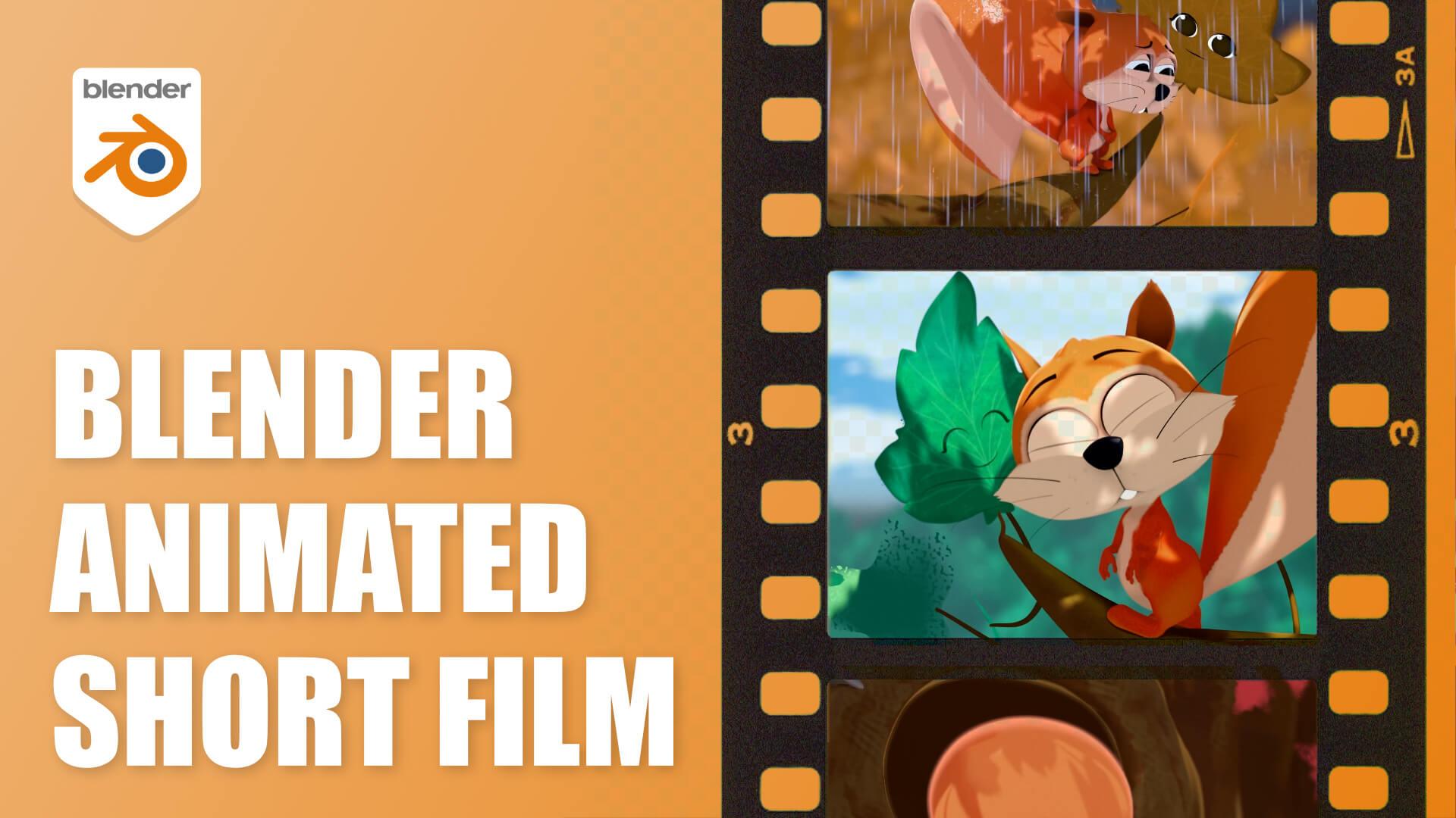 Skillshare filmmaking blender course
