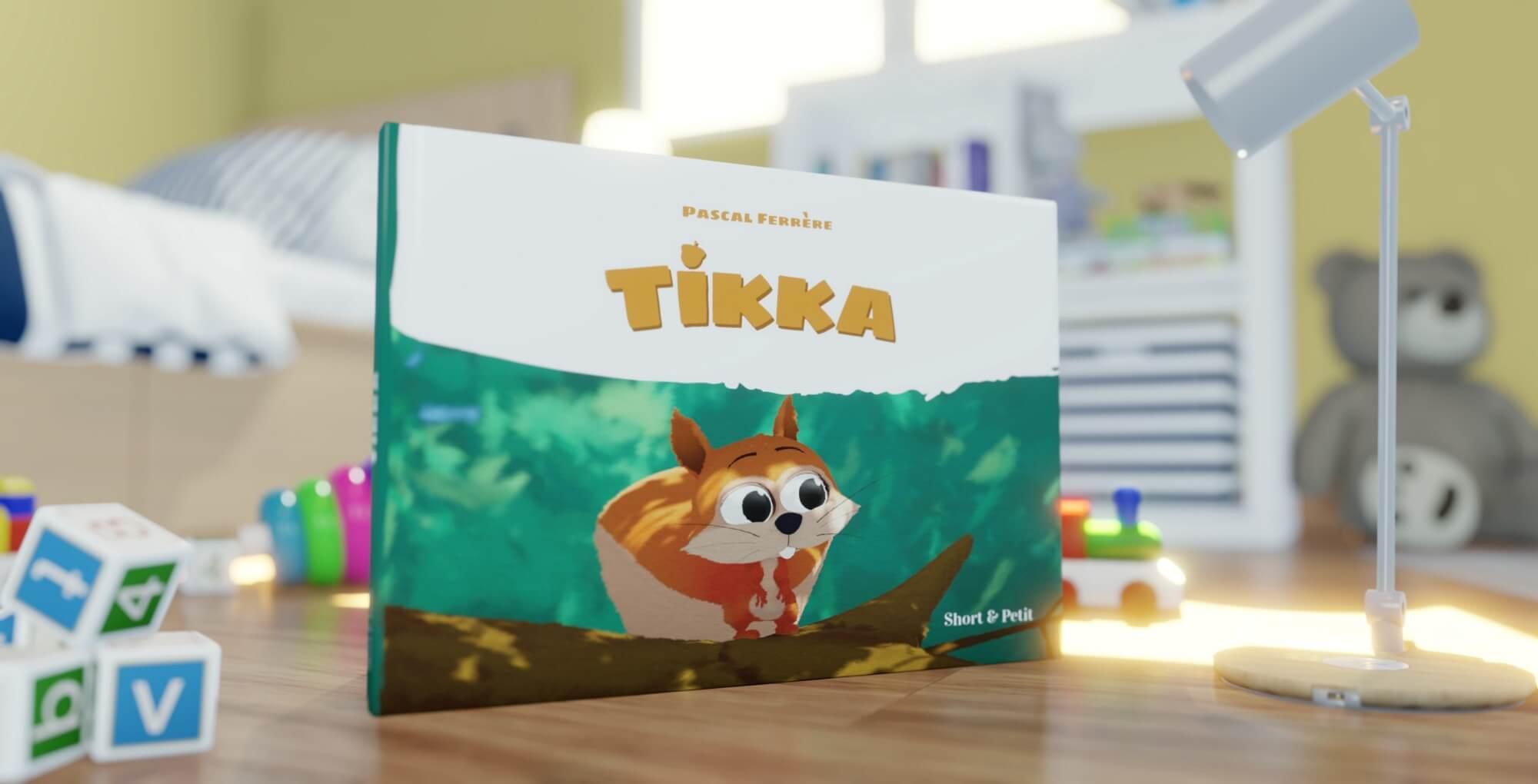 tikka book children